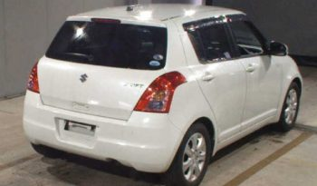 SUZUKI SWIFT 2010 White full