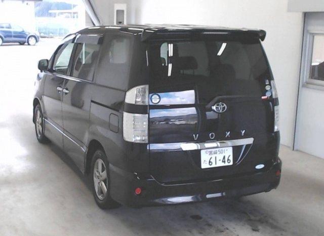TOYOTA VOXY 2007 Black (Z Kirameki) full