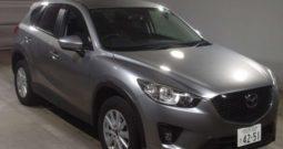MAZDA CX-5 2012 Silver