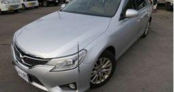 Toyota Mark X 2012 Silver 2.5 250G
